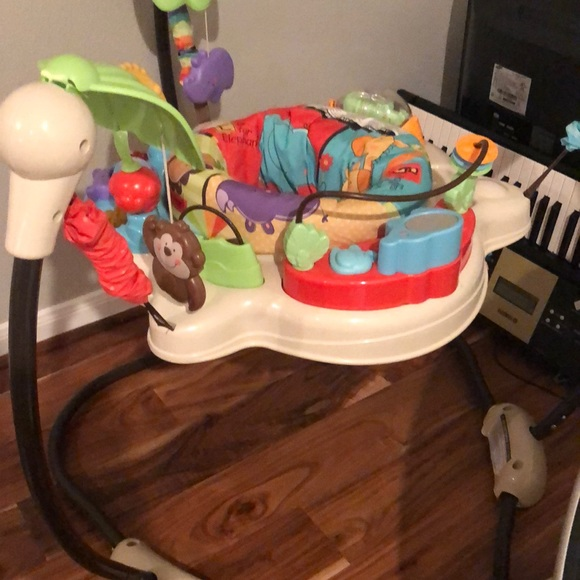 best price pick up classic style of 2019 Fisher-price jumperoo : luv u zoo